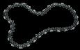 Пильная цепь Husqvarna VARI-CHAIN C45