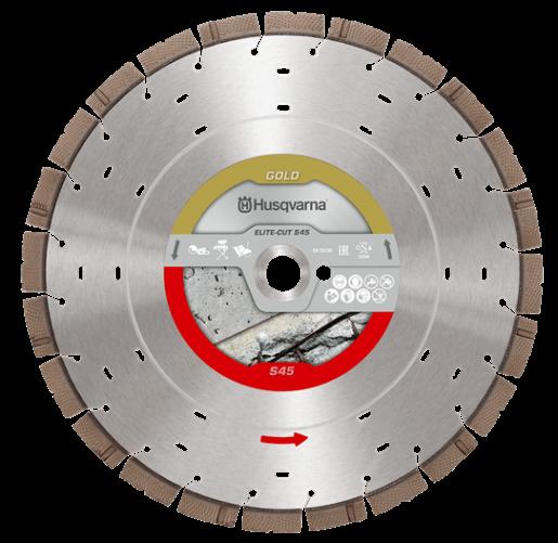 Алмазный диск Husqvarna ELITE-CUT EXO-GRIT S45 350 мм