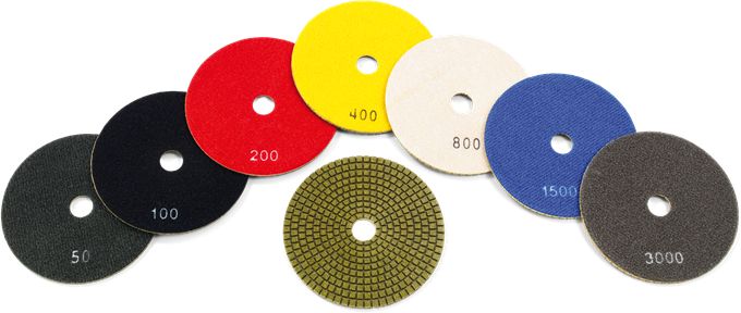 Шлифовальный диск Husqvarna P 1240 - купить у официального дилера Хускварна