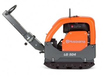 Виброплита Husqvarna LG 504 DE