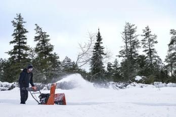 Снегоотбрасыватель Husqvarna ST 124