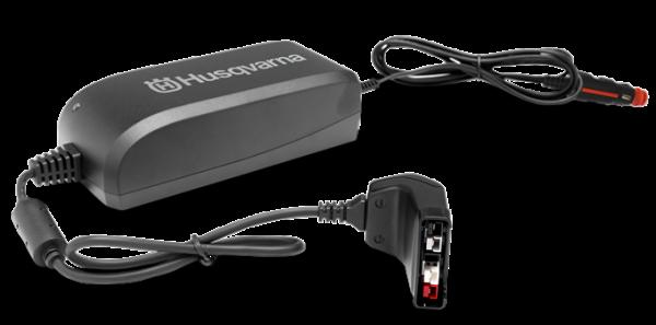 Автомобильное зарядное устройство Husqvarna QC80F
