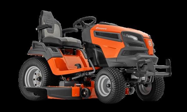 Садовый трактор Husqvarna TS 348 XD