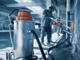 Строительный пылесос Husqvarna W70P - купить у официального дилера Хускварна