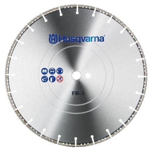 Диск Husqvarna Rescue FR-3 400 мм