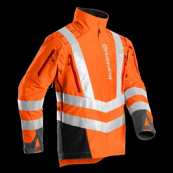 Куртка Husqvarna Technical с высокой заметностью р. 62 (XXL)