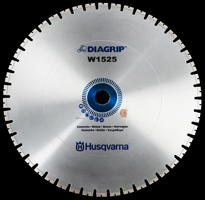Алмазный диск Husqvarna W1525 1400 мм (4,5 мм)