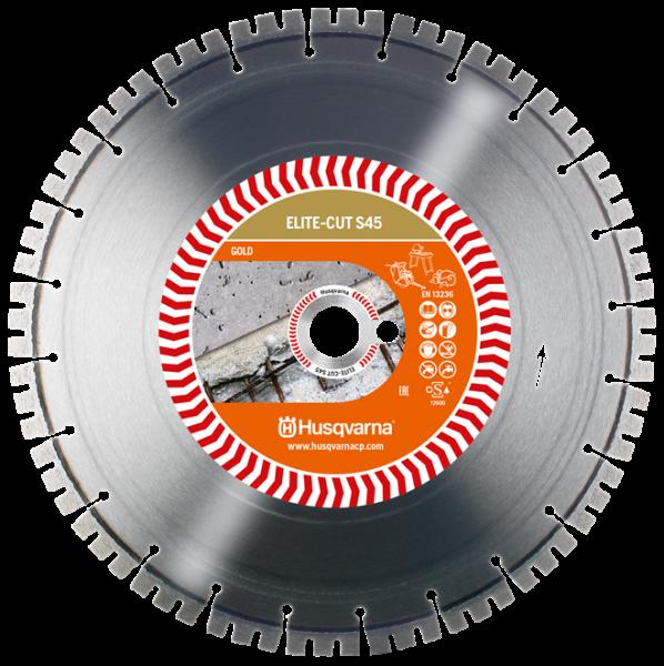 Алмазный диск Husqvarna ELITE-CUT S45 450 мм