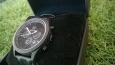 Часы мужские Husqvarna (черные)