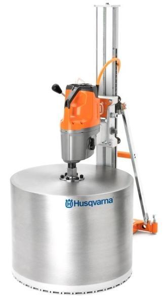Установка алмазного бурения Husqvarna DM 650