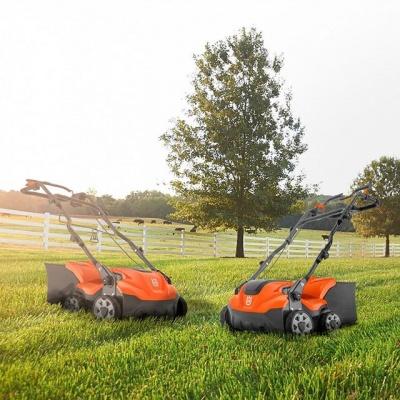 Новые скарификаторы Husqvarna электрический S183C и аккумуляторный S138i