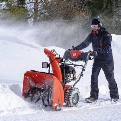Как выбрать снегоотбрасыватель -  ИНСТРУКЦИЯ